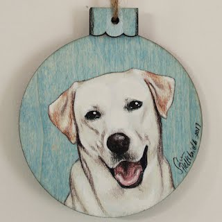Dog Ornament